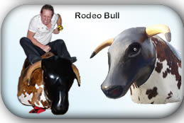 Rodeo Bull Hire Manchester - North West Rodeo Bull Hire