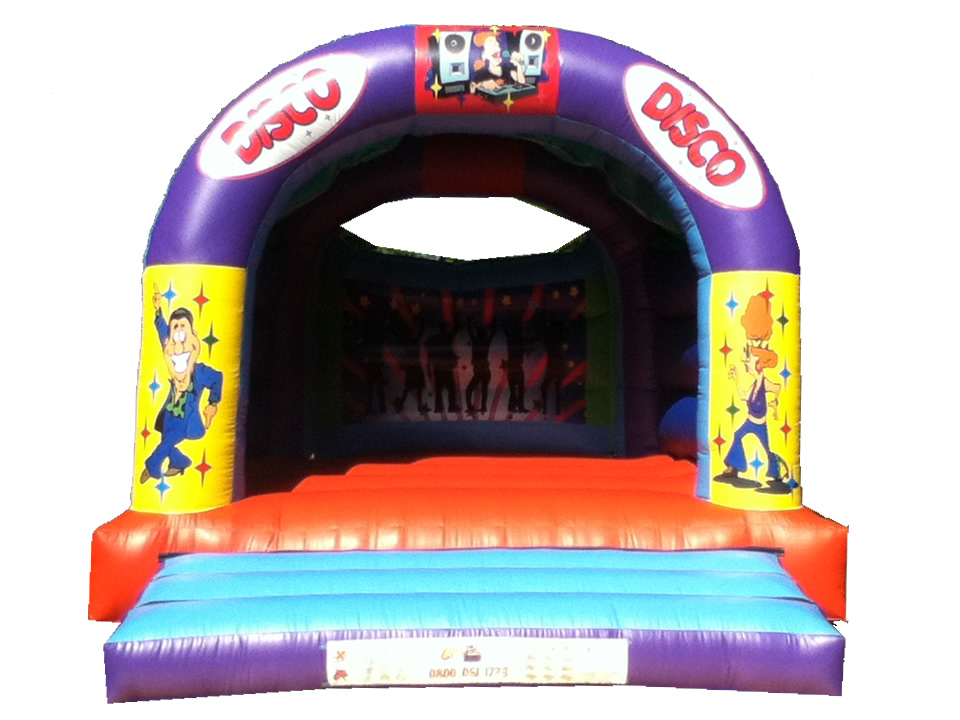 15 x 18 Family Bouncy Castle
