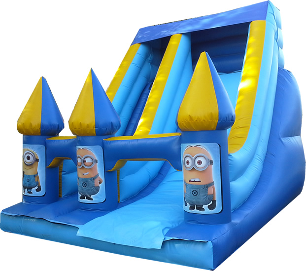 Minions Blue & Yellow Slide