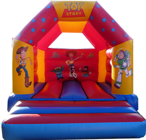 12 x 15 Toy Story 3 Bouncy Castle