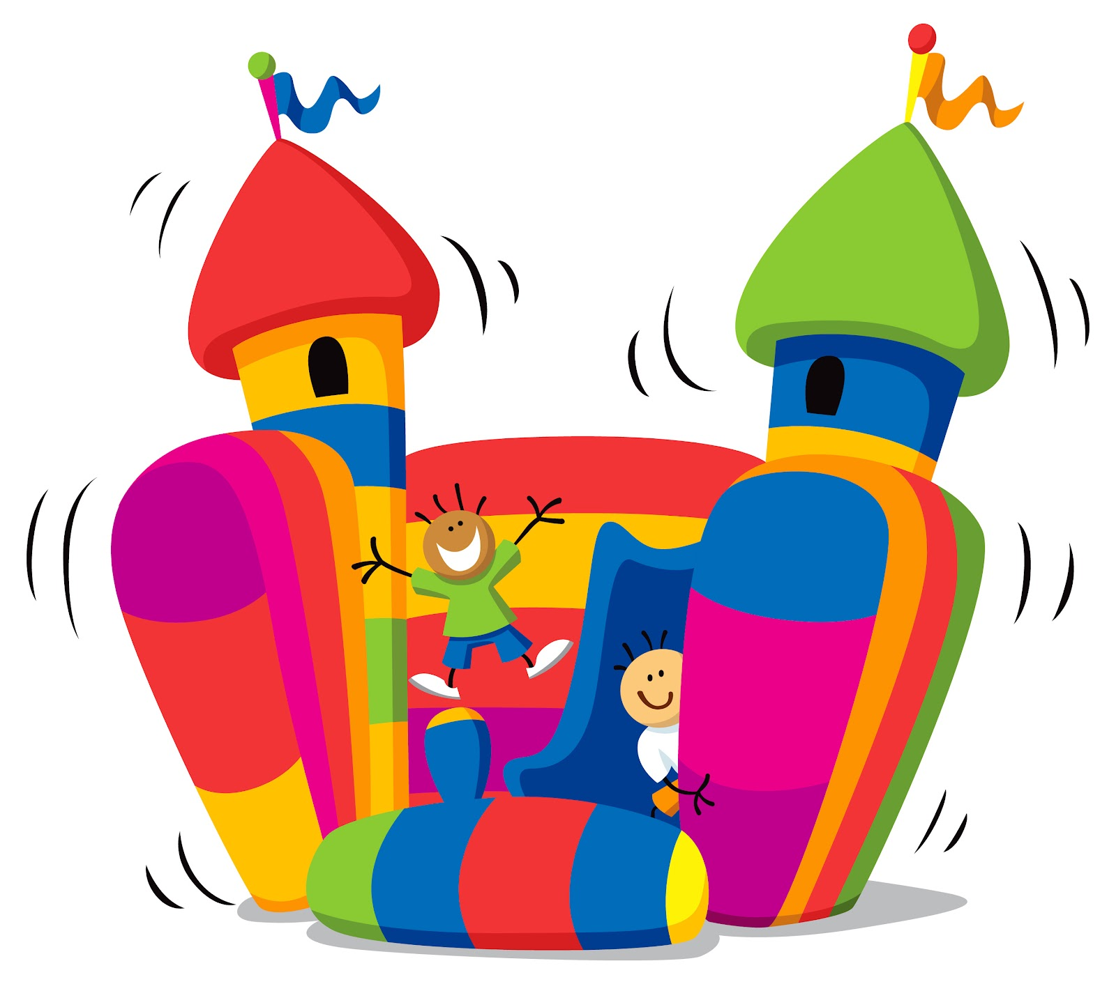 Bouncy Castles - Brief History