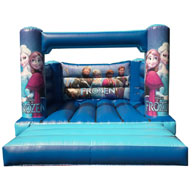 12 x 14 Disney Frozen Bouncy Castle (No Roof) �50