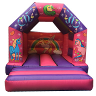 12 x 14 Children's Bouncer Unicorn �60