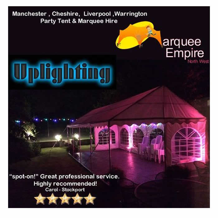 Marquee Hire 2016