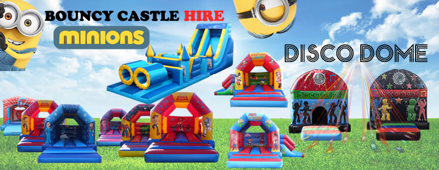 Book your Bouncy Castle in Manchester and Stockport 2019