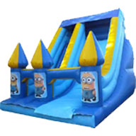 Minions Blue & Yellow Slide £95