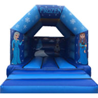 12 x 14 Children's Bouncer Disney Frozen £60
