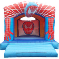 12 x 15 Children's Bouncer Spiderman        £60