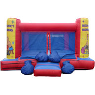 15 X 17 Bouncy Boxing (inc Adults) £90