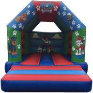 12 x 14 Children's Bouncer Paw Patrol £60