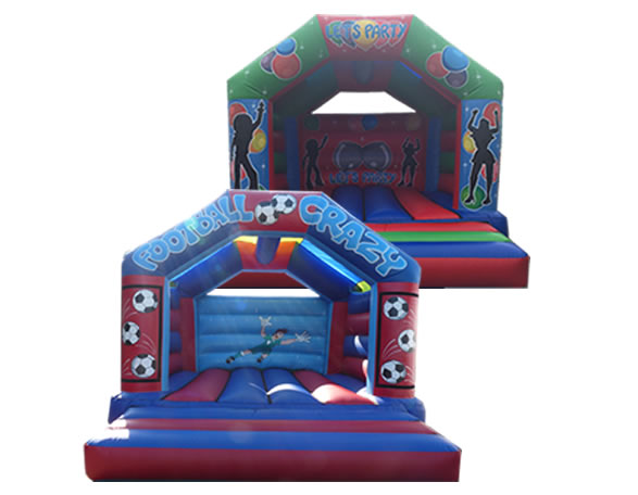 Bouncy Castle Hire Manchester, Stockport and Wythenshawe Package C3