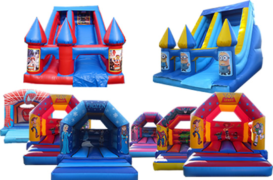 Bouncy Castle Manchester and Stockport Package A