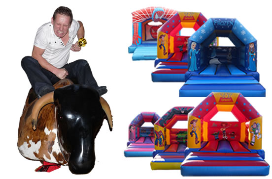Bouncy Castle Manchester and Stockport Package B