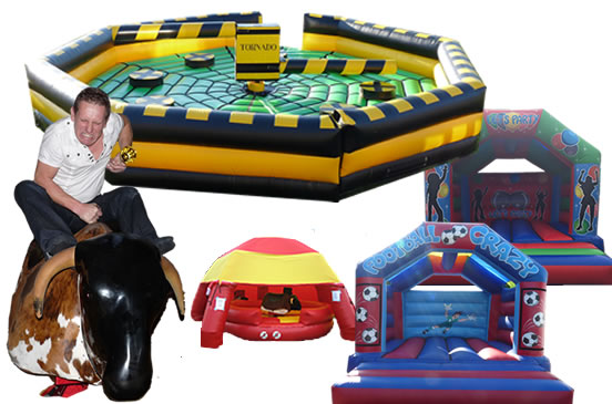 Bouncy Castle Manchester and Stockport Package F