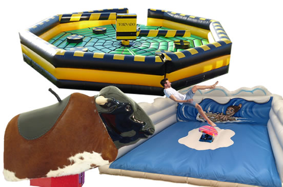 Bouncy Castle Manchester and Stockport Package G