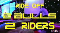 Rodeo bull hire manchester videos