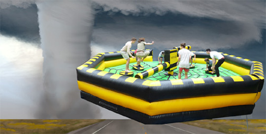 Tornado Ultimate Wipeout
